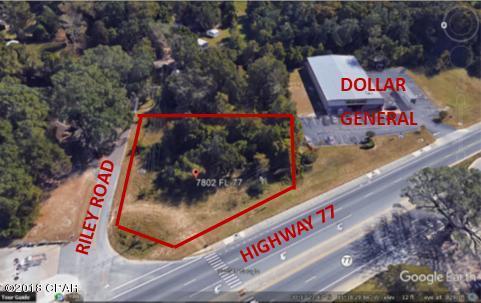7802 Highway 77, Southport, FL 32409 (MLS #670833) :: ResortQuest Real Estate