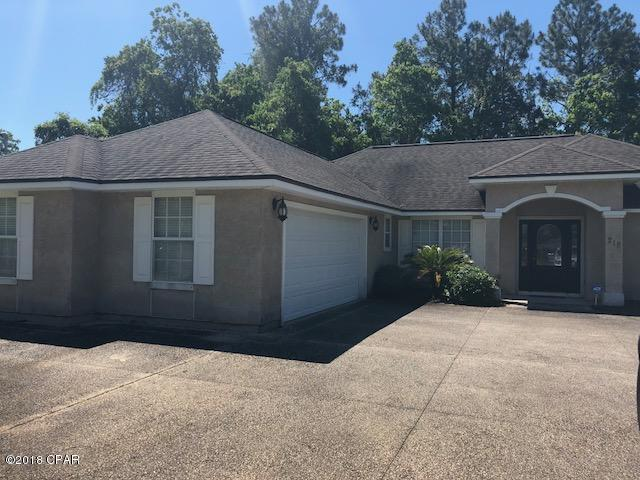 218 Fairway Circle, Panama City Beach, FL 32407 (MLS #670989) :: Berkshire Hathaway HomeServices Beach Properties of Florida