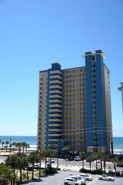 10713 Front Beach Road #1204, Panama City Beach, FL 32407 (MLS #671044) :: Keller Williams Emerald Coast