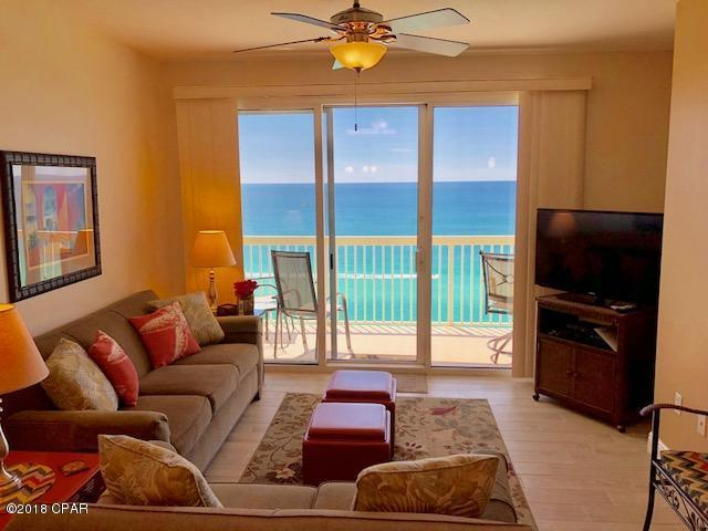 17757 Front Beach Road #1602, Panama City Beach, FL 32413 (MLS #671104) :: ResortQuest Real Estate