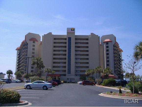 6505 Thomas Drive #1011, Panama City Beach, FL 32408 (MLS #671162) :: Keller Williams Emerald Coast