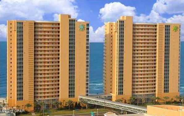 17739 Front Beach Road 1606W, Panama City Beach, FL 32413 (MLS #671336) :: Keller Williams Emerald Coast