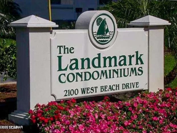 2100 W Beach Drive B203, Panama City, FL 32401 (MLS #671351) :: Keller Williams Emerald Coast
