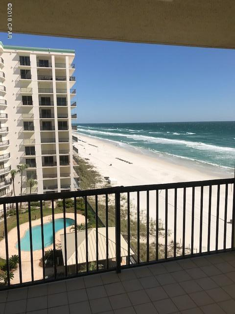 6323 Thomas Drive #706, Panama City Beach, FL 32408 (MLS #671441) :: Keller Williams Emerald Coast