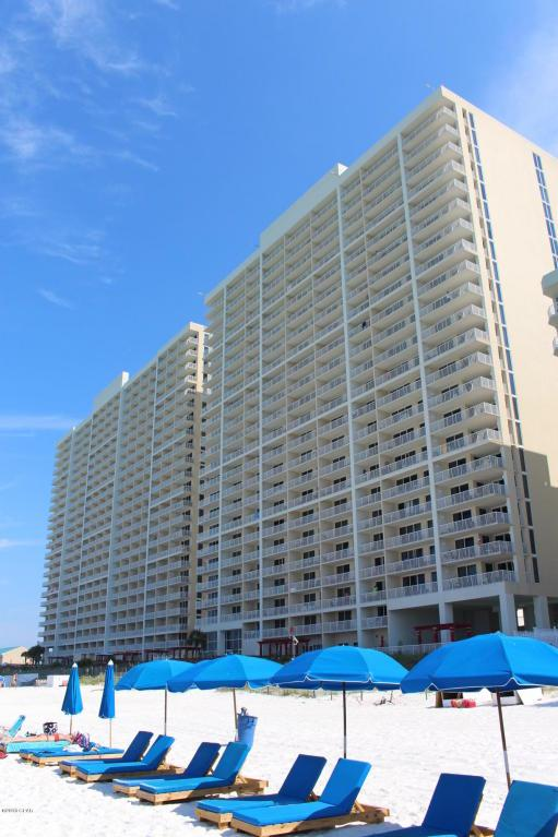 10811 Front Beach Road T2-1106, Panama City Beach, FL 32413 (MLS #672037) :: ResortQuest Real Estate