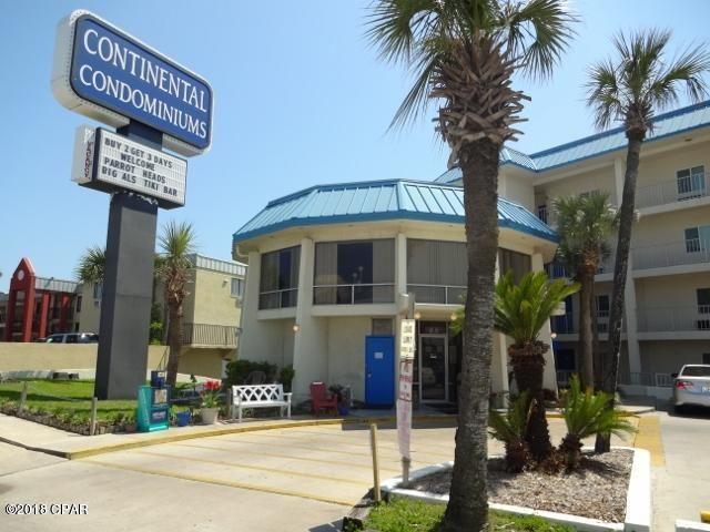 15413 Front Beach Road #208, Panama City Beach, FL 32413 (MLS #672234) :: Scenic Sotheby's International Realty
