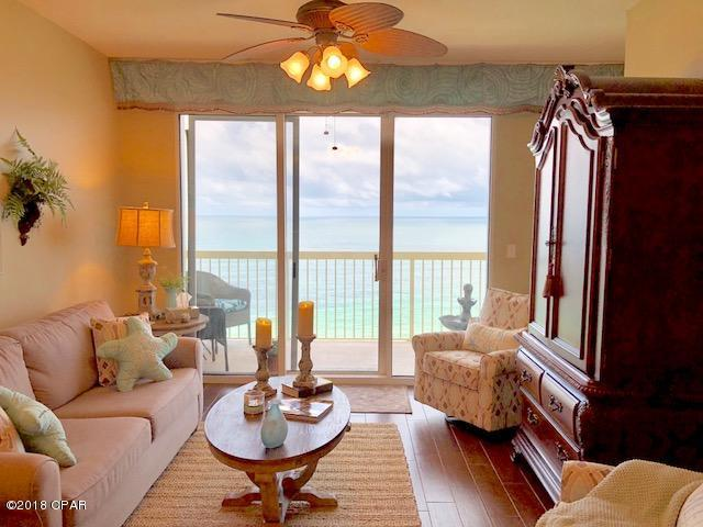 17757 Front Beach Road #1702, Panama City Beach, FL 32413 (MLS #672573) :: ResortQuest Real Estate