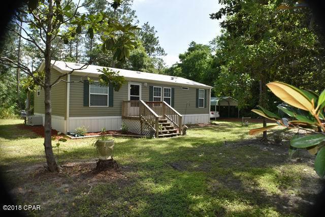 11903 Dogwood Street, Fountain, FL 32438 (MLS #672846) :: Keller Williams Realty Emerald Coast