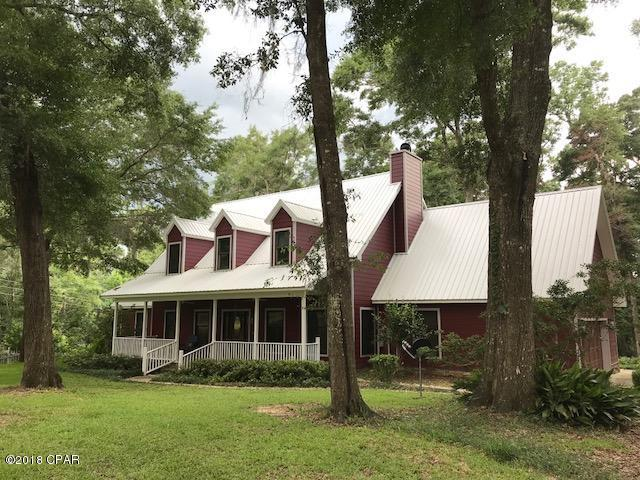 2819 Jackson Bluff Rd Road, Marianna, FL 32446 (MLS #673407) :: Keller Williams Realty Emerald Coast