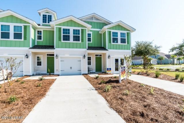 106 Harmony Falls Lane Lot 75, Panama City Beach, FL 32407 (MLS #673512) :: ResortQuest Real Estate
