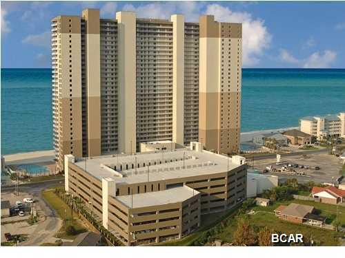 16819 Front Beach Road #2101, Panama City Beach, FL 32413 (MLS #674540) :: Counts Real Estate Group
