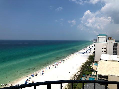 6201 Thomas Drive #1708, Panama City Beach, FL 32408 (MLS #675392) :: Coast Properties