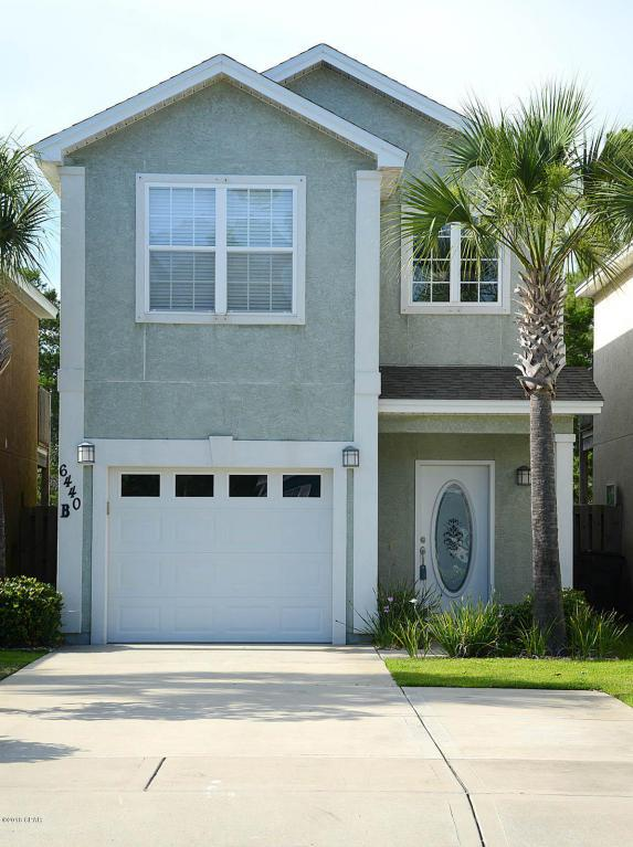 6440 Summer Oak Drive B, Panama City Beach, FL 32408 (MLS #675973) :: ResortQuest Real Estate