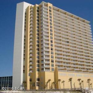 12011 Front Beach 1404B Road 1404B, Panama City Beach, FL 32407 (MLS #675992) :: Coast Properties