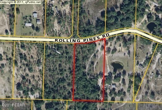 000 Rolling Pines Road, Chipley, FL 32428 (MLS #676037) :: ResortQuest Real Estate