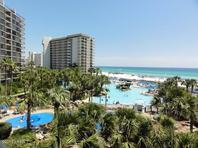 11483 Front Beach Road #312, Panama City Beach, FL 32407 (MLS #676092) :: Keller Williams Emerald Coast