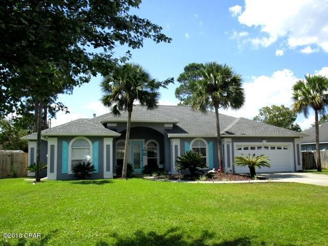 1208 Vermont Avenue, Lynn Haven, FL 32444 (MLS #676453) :: Counts Real Estate Group