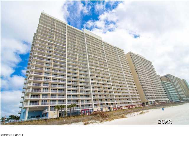 10901 Front Beach Road #203, Panama City Beach, FL 32407 (MLS #676540) :: Berkshire Hathaway HomeServices Beach Properties of Florida