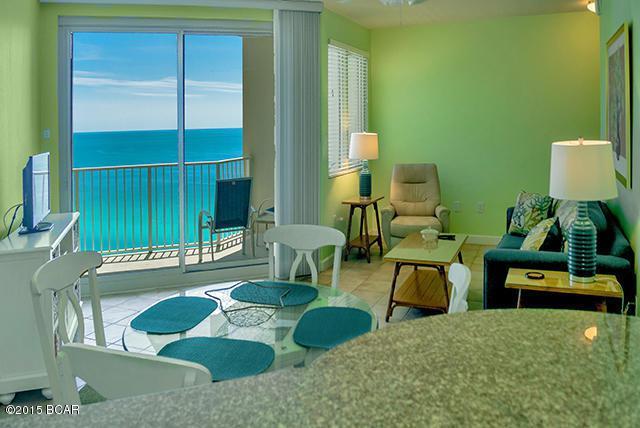 9900 S Thomas Drive #2010, Panama City Beach, FL 32408 (MLS #676930) :: Coast Properties