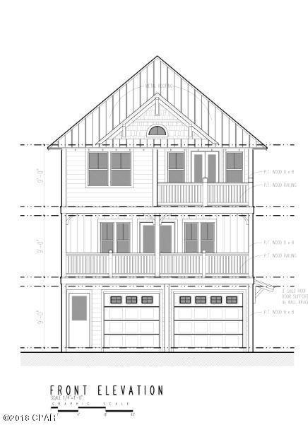 4111 Safari Street, Panama City Beach, FL 32408 (MLS #676936) :: Counts Real Estate Group