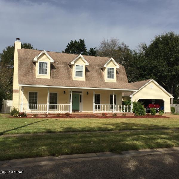 2712 Pembroke Drive, Panama City, FL 32405 (MLS #676959) :: ResortQuest Real Estate