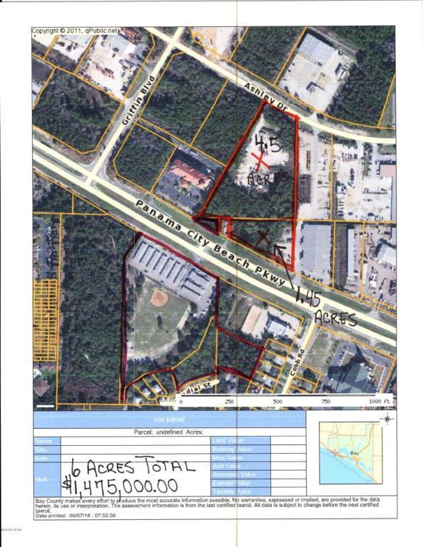 17687 Ashley Drive, Panama City Beach, FL 32413 (MLS #677162) :: Counts Real Estate Group