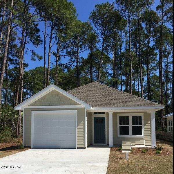 300 Palm Beach Drive, Panama City Beach, FL 32413 (MLS #677189) :: Keller Williams Realty Emerald Coast