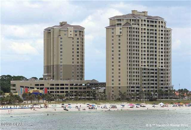 11807 Front Beach Road 1-204, Panama City Beach, FL 32407 (MLS #677252) :: Counts Real Estate Group