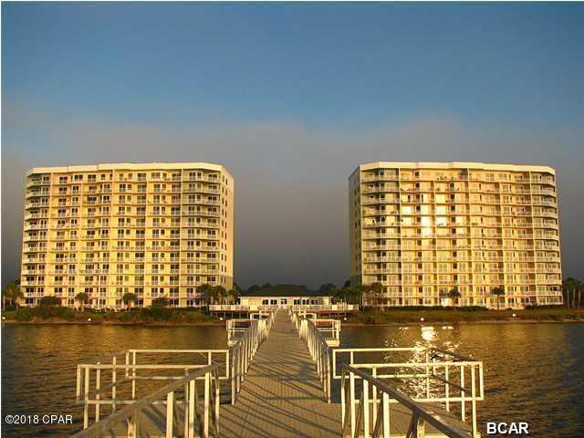 6504 Bridge Water #1103, Panama City Beach, FL 32407 (MLS #677412) :: Coast Properties