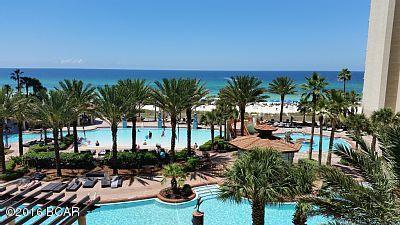 9900 S Thomas Drive #614, Panama City Beach, FL 32408 (MLS #677543) :: Keller Williams Realty Emerald Coast
