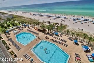 8743 Thomas Drive #129, Panama City Beach, FL 32408 (MLS #677675) :: Berkshire Hathaway HomeServices Beach Properties of Florida