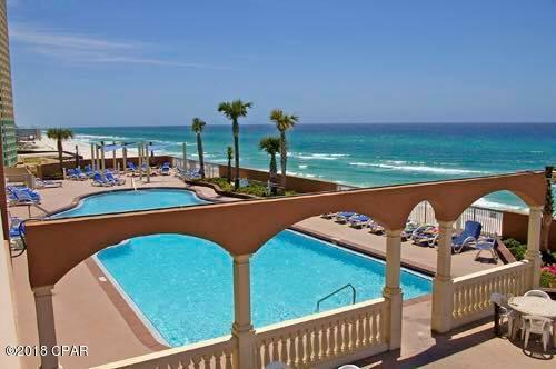 14825 Front Beach Road #602, Panama City Beach, FL 32413 (MLS #678328) :: ResortQuest Real Estate