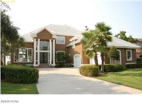 3009 Kings Harbour Road, Panama City, FL 32405 (MLS #678349) :: Keller Williams Emerald Coast