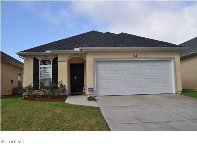 112 Gardenia Street, Panama City Beach, FL 32407 (MLS #678472) :: Berkshire Hathaway HomeServices Beach Properties of Florida