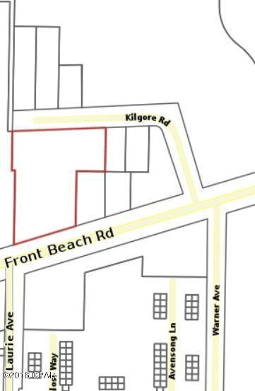 8620 Front Beach Road, Panama City Beach, FL 32407 (MLS #678491) :: Berkshire Hathaway HomeServices Beach Properties of Florida