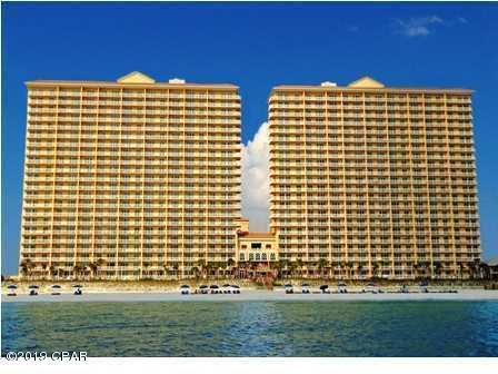 15817 Front Beach Road 1406 E, Panama City Beach, FL 32413 (MLS #680952) :: Berkshire Hathaway HomeServices Beach Properties of Florida