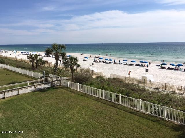 10517 Front Beach Road #205, Panama City Beach, FL 32407 (MLS #681275) :: Luxury Properties Real Estate