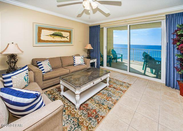 9450 S Thomas Drive 1202B, Panama City Beach, FL 32408 (MLS #682398) :: Keller Williams Emerald Coast