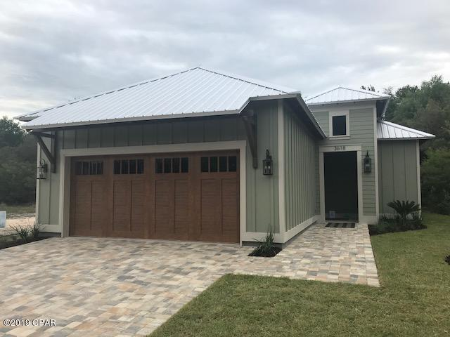 3618 Woods Lane, Panama City Beach, FL 32408 (MLS #682678) :: Scenic Sotheby's International Realty