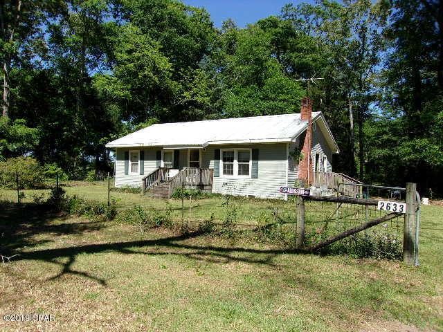 2633 W A Clark Road, Bonifay, FL 32425 (MLS #682679) :: ResortQuest Real Estate