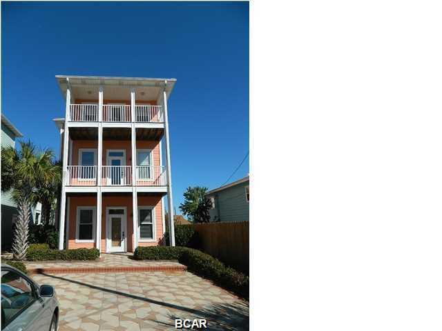 6724 Beach Drive, Panama City Beach, FL 32408 (MLS #682715) :: Counts Real Estate Group