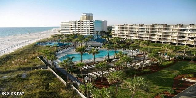 7205 Thomas Drive E-702, Panama City Beach, FL 32408 (MLS #683097) :: Counts Real Estate Group