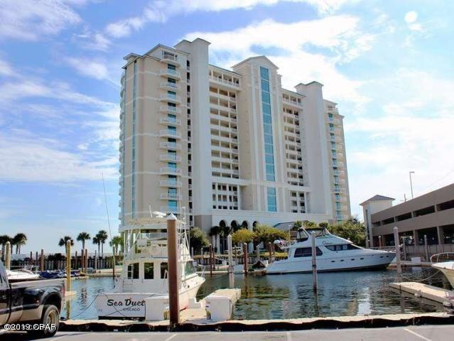 6422 W Highway 98 #904, Panama City Beach, FL 32407 (MLS #683620) :: Counts Real Estate Group