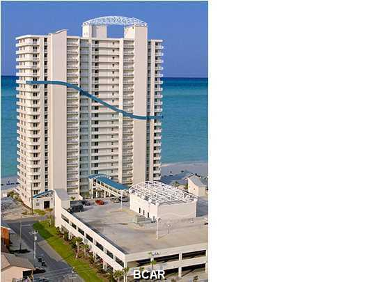 5115 Gulf Drive #407, Panama City Beach, FL 32408 (MLS #683802) :: Berkshire Hathaway HomeServices Beach Properties of Florida