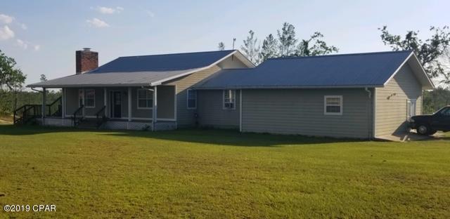 18758 Tnj Ranch Lane, Altha, FL 32421 (MLS #683819) :: Berkshire Hathaway HomeServices Beach Properties of Florida