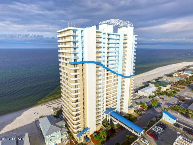 5115 Gulf Drive #109, Panama City Beach, FL 32408 (MLS #683854) :: ResortQuest Real Estate