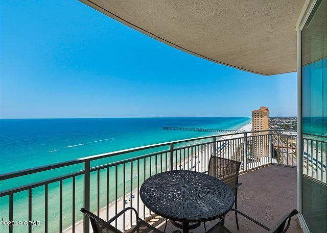 15625 Front Beach Road #2111, Panama City Beach, FL 32413 (MLS #683921) :: ResortQuest Real Estate