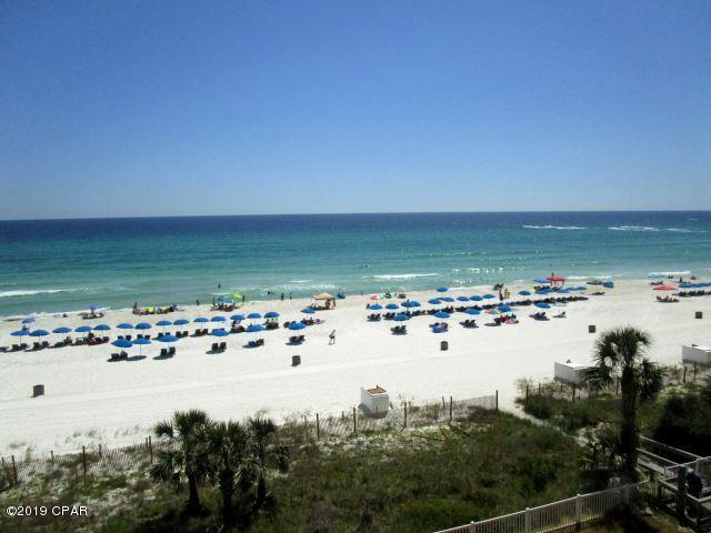 10517 Front Beach Road #402, Panama City Beach, FL 32407 (MLS #684020) :: Counts Real Estate Group