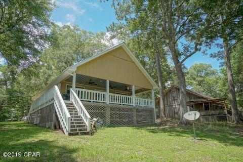 3931 Okchia Circle, Vernon, FL 32462 (MLS #684740) :: Keller Williams Emerald Coast