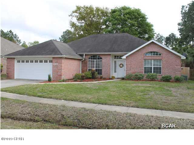 1507 Sydney Lane, Lynn Haven, FL 32444 (MLS #685261) :: Counts Real Estate Group